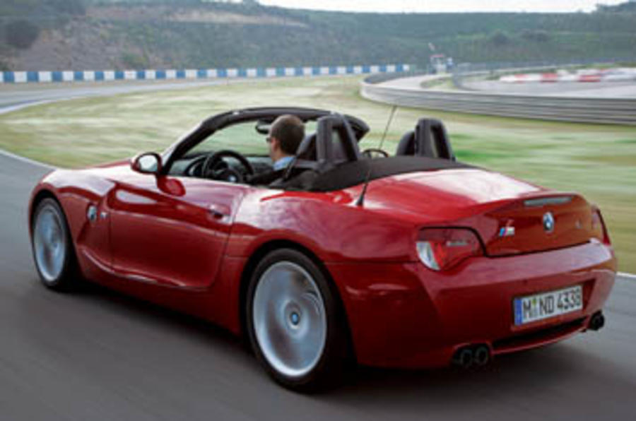 Bmw Z4m Roadster Review Autocar