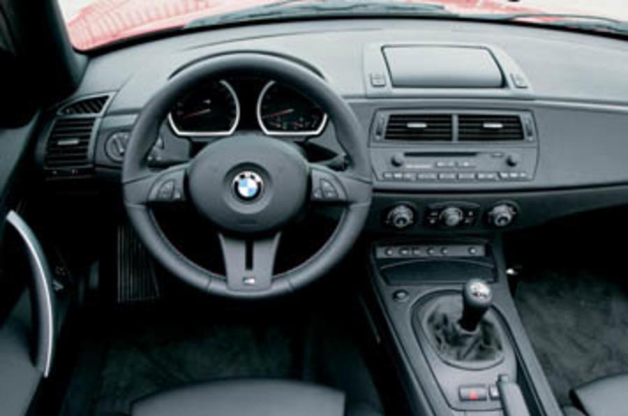 BMW Z4M Roadster