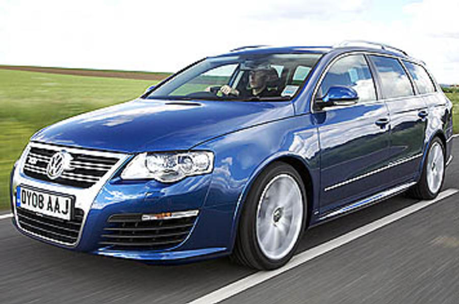volkswagen passat r36 estate review autocar