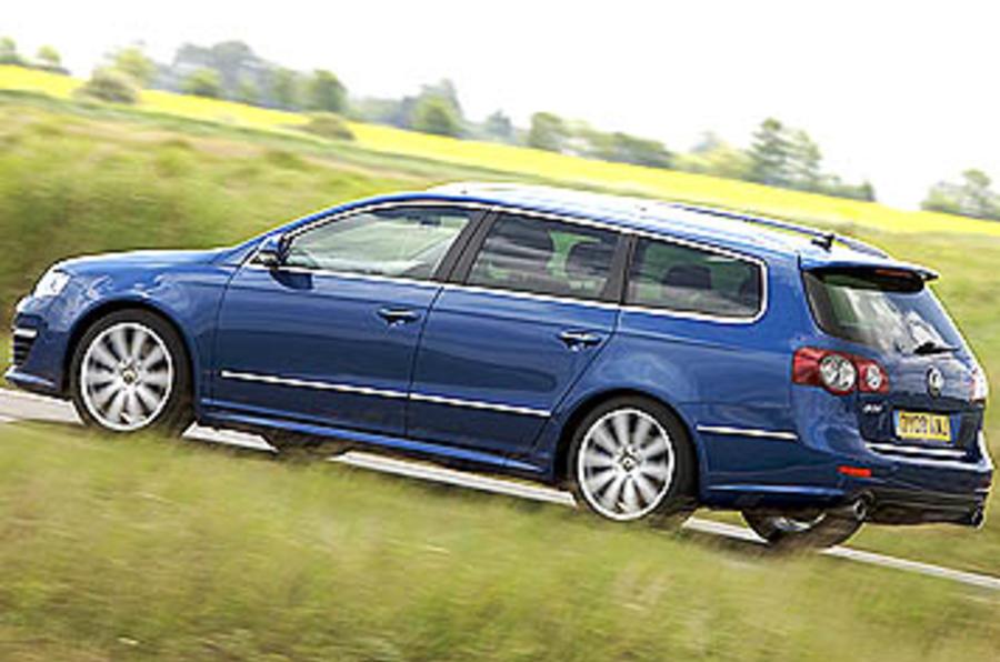 Volkswagen Passat R36 Estate