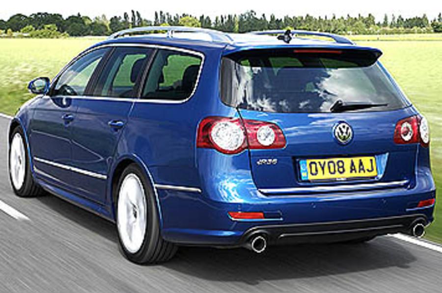 Volkswagen Passat R36 Estate review | Autocar