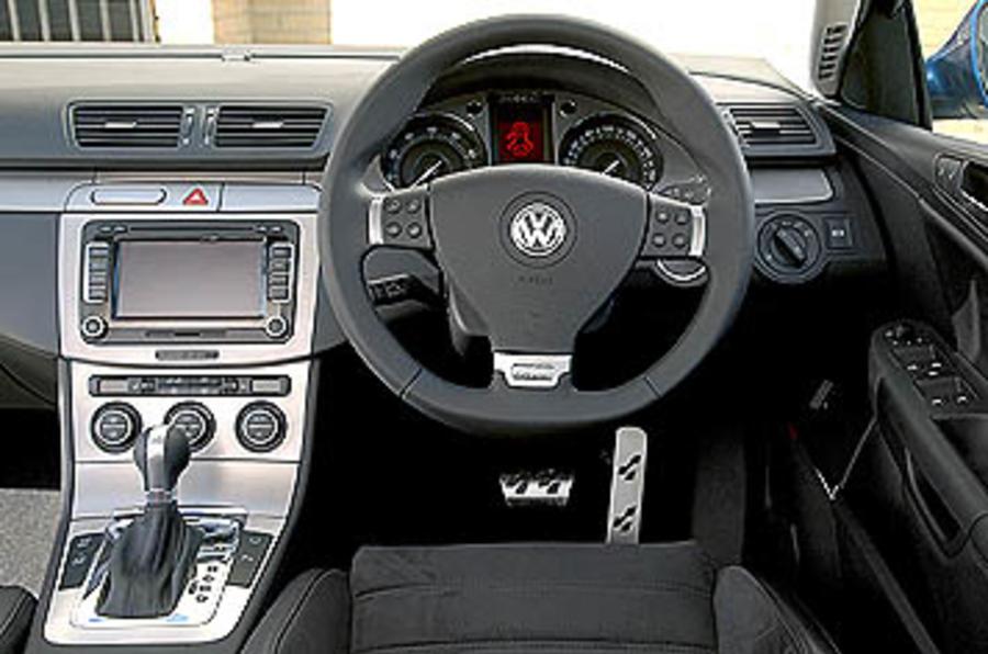 Volkswagen Passat R36 Estate Review Autocar