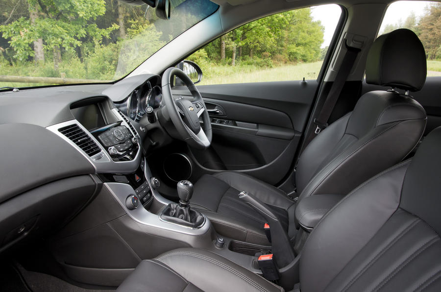 Chevrolet Cruze 2.0 VCDi