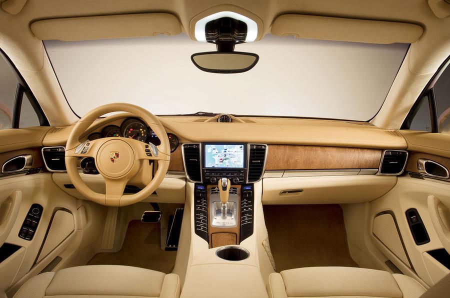 Porsche Panamera 4s Review Autocar