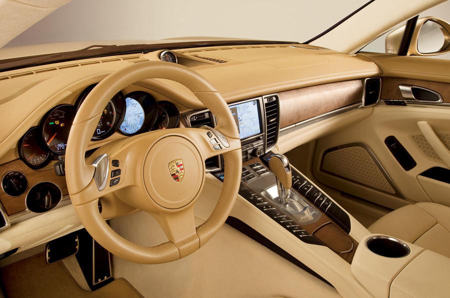 Porsche Panamera V8 4S
