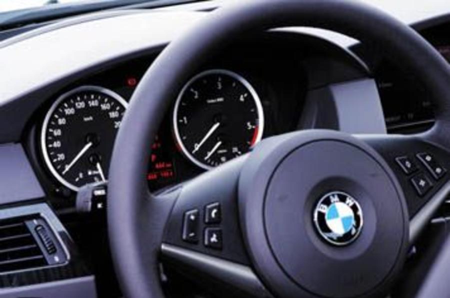 BMW 535d SE