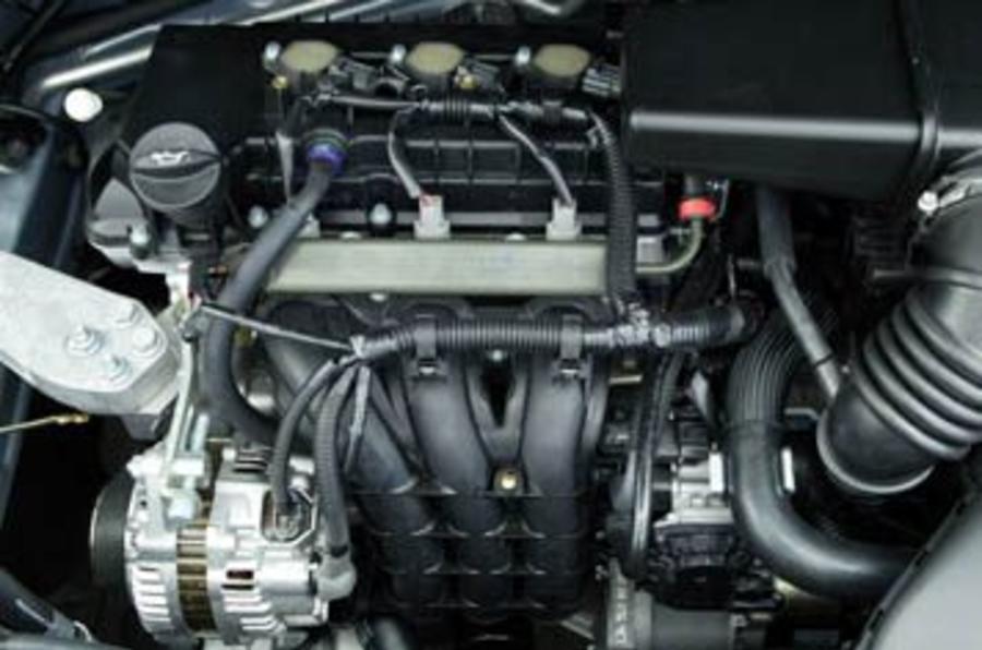 Mitsubishi Colt 1 1 Review Autocar