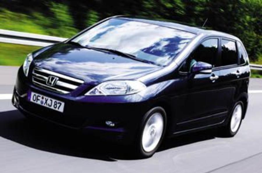 Honda FR-V 2.0 SE