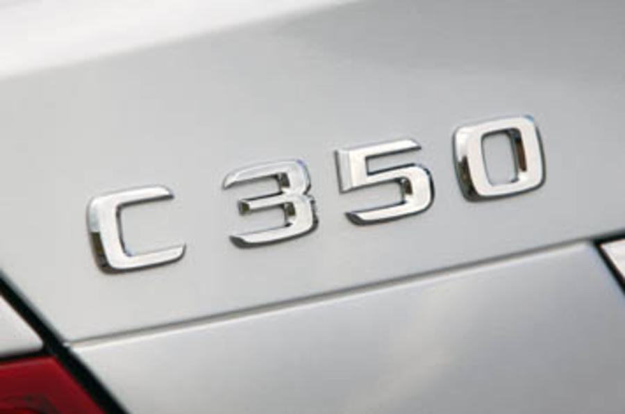 Mercedes-Benz C350 Elegance
