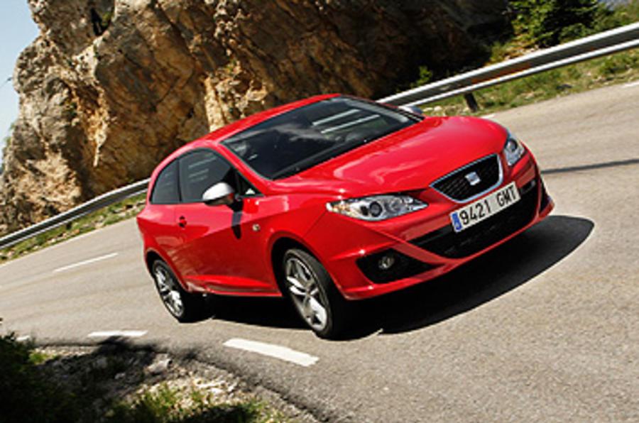 Seat Ibiza 1.4 TSI 150 FR
