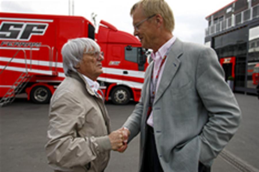 Bernie: Donington GP hopes fading