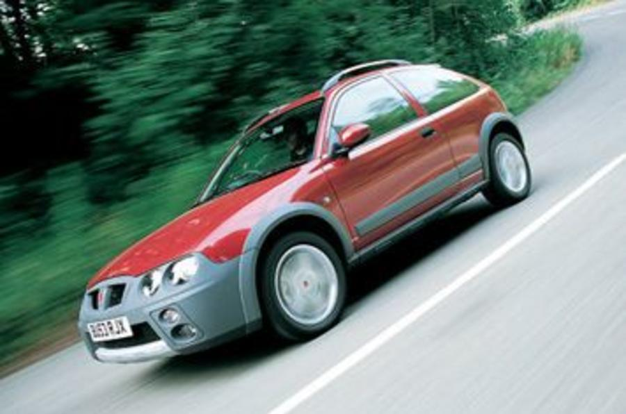 Rover Streetwise Review Autocar