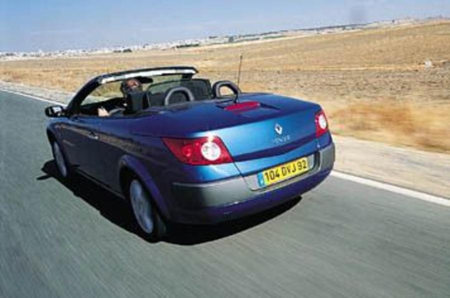 Renault Megane CC 2.0 VVT