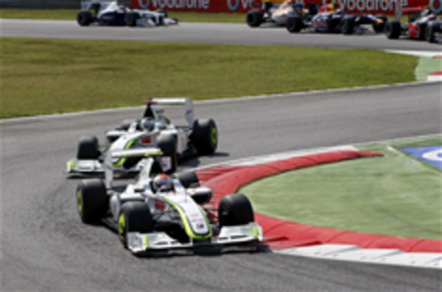 Barrichello wins Italian GP