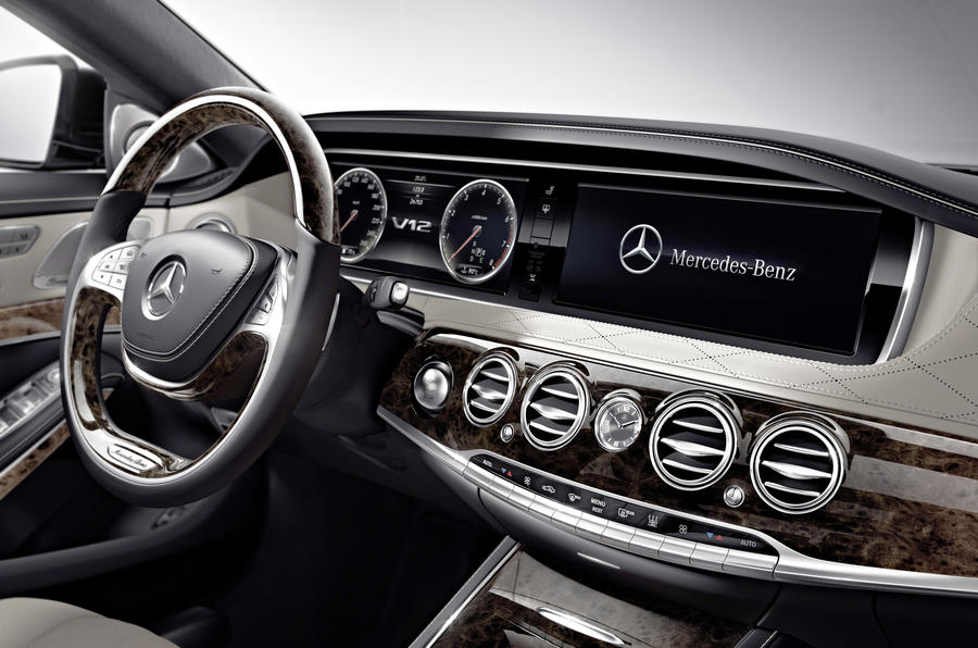 Mercedes-Benz S600 gets Detroit motor show debut