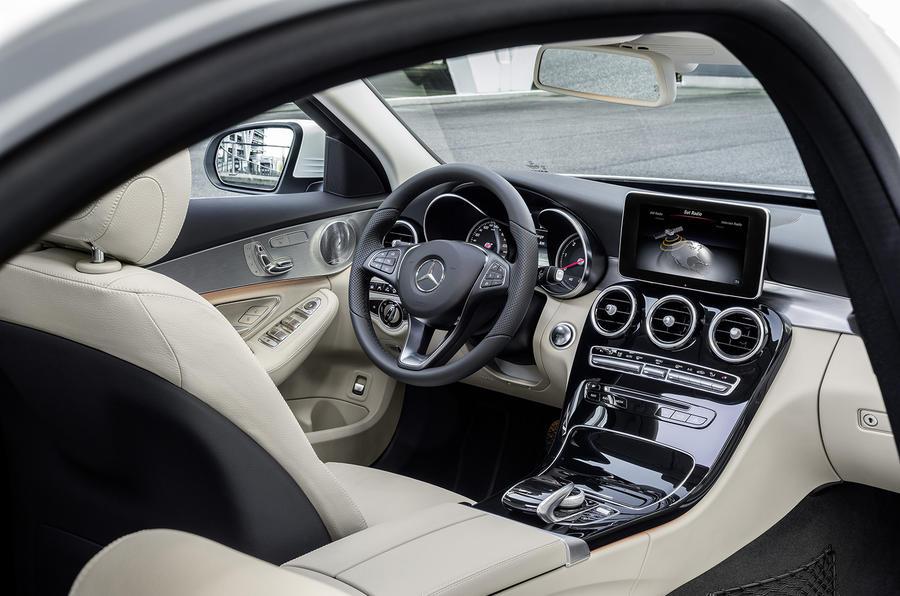 New Mercedes Benz C Class Revealed