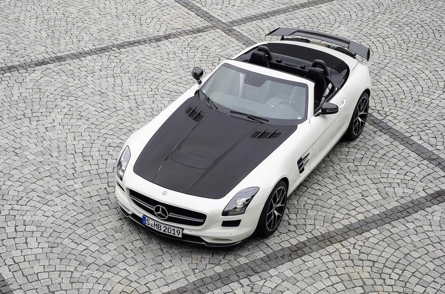 Tokyo motor show 2013: Mercedes SLS AMG GT Final Edition