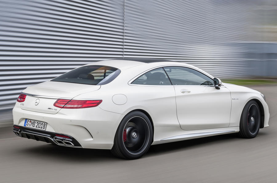 S63 Amg Coupe >> Mercedes Benz S 63 Amg Coupe First Drive Review