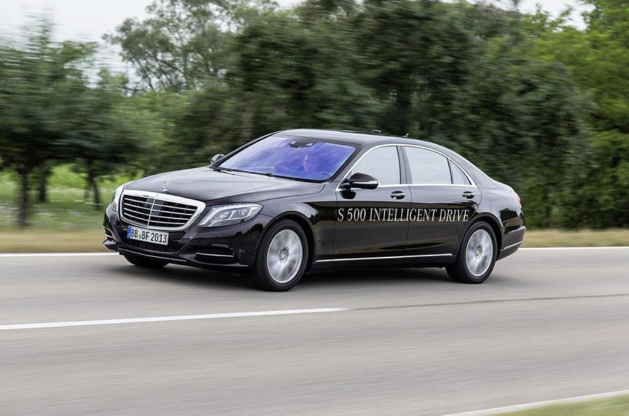Mercedes vows to launch autonomous car this decade