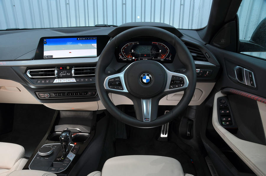 BMW 2 Series Gran Coupe 2020 road test review - dashboard