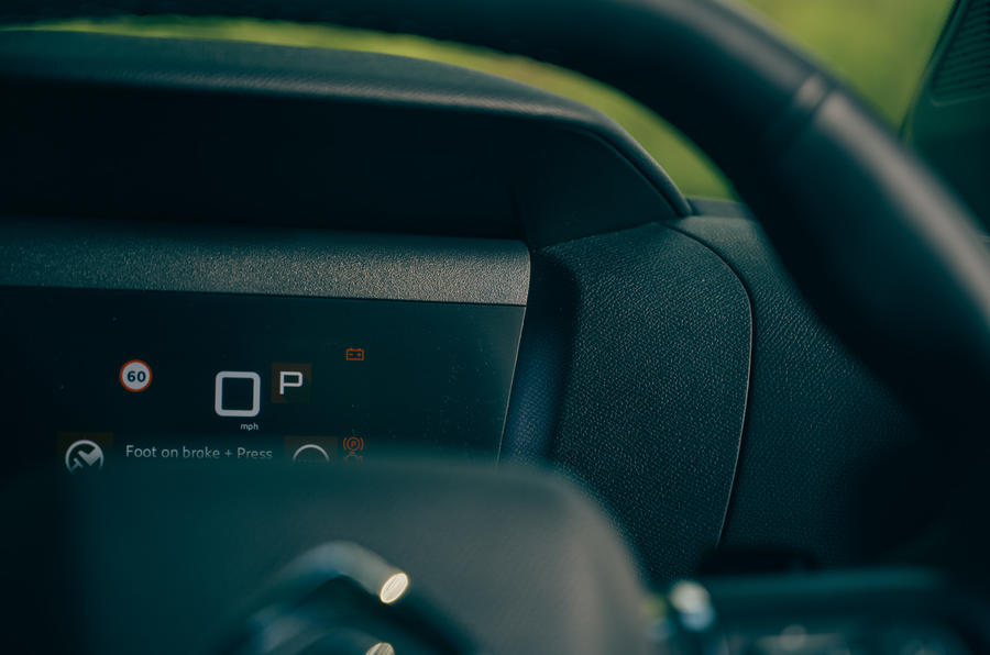 14 Instruments de la Citroën C4 2021 RT