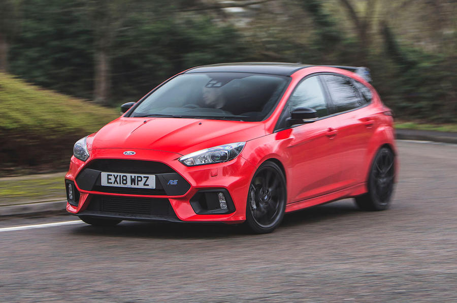 ford focus rs review  2020