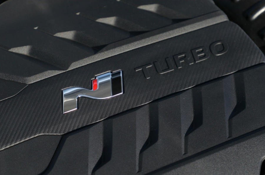 Hyundai Veloster N 2018 review - engine