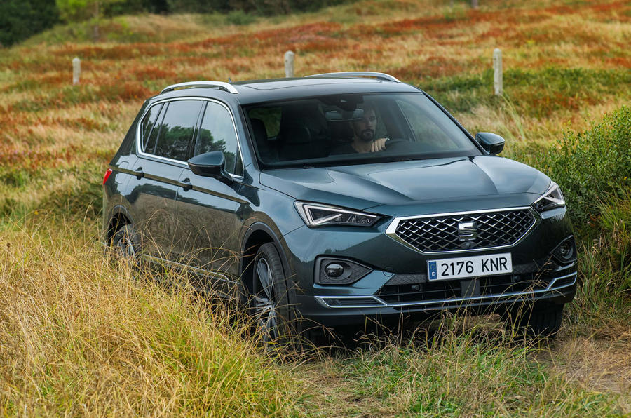 Seat Tarraco 2018 review - offroad