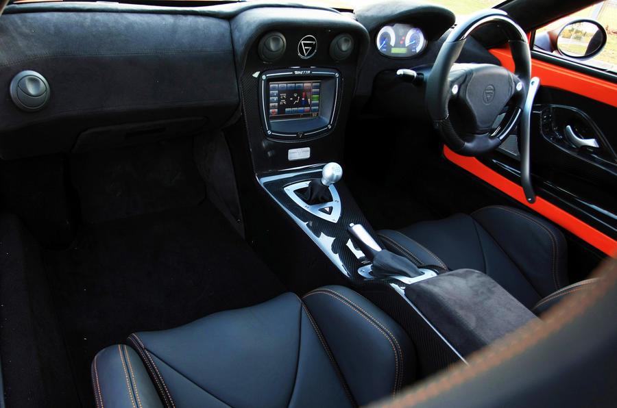 Ginetta G60 Coupe