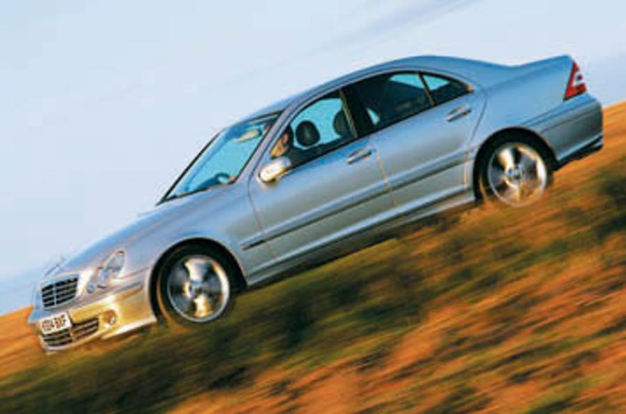 Mercedes C230 SE