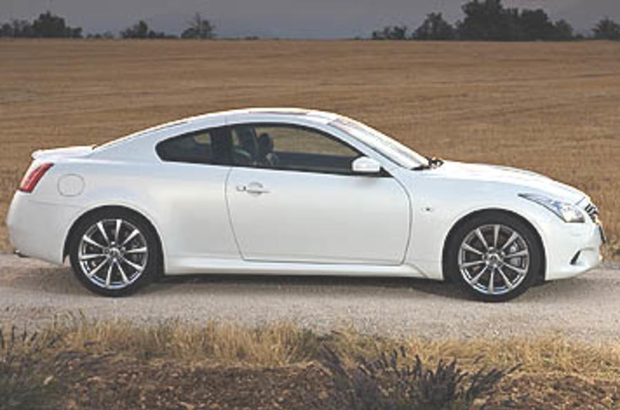 Used Infiniti G37 >> Infiniti G37S Coupe review | Autocar