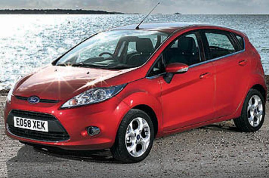 Ford Fiesta  I Zetec