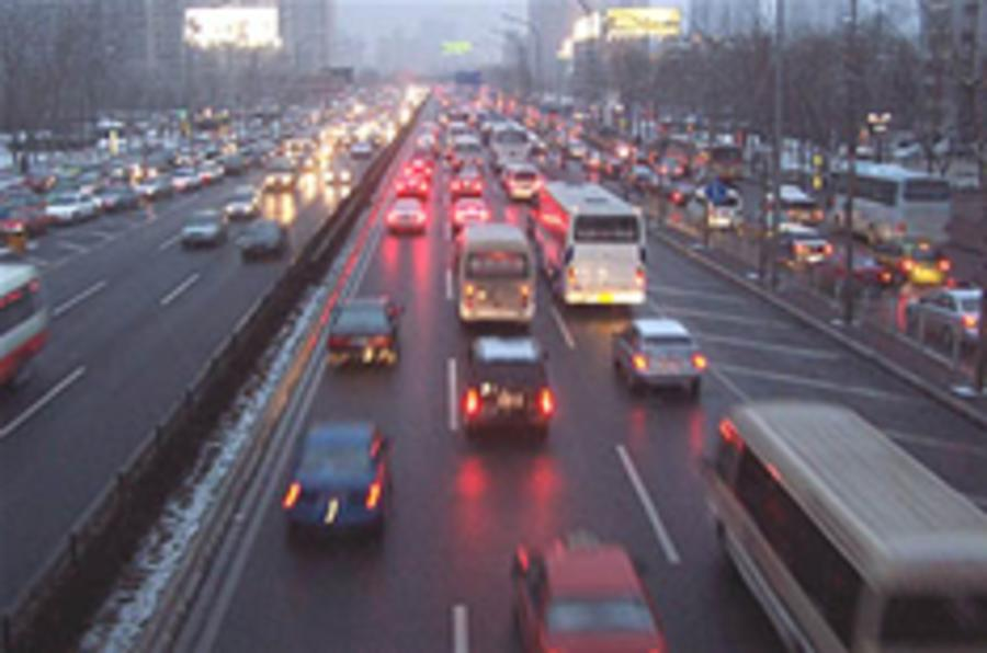 Beijing traffic ban a success