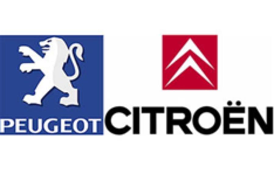 Peugeot-Citroen's Logan rival