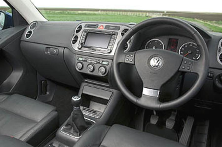 Volkswagen Tiguan 2.0 TDI 170