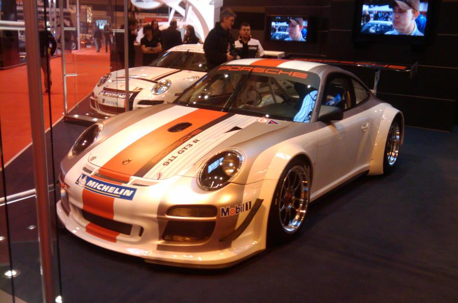 Autosport International report