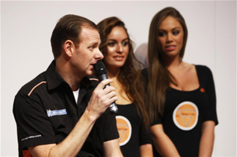 Ginetta G50 EV plans 'on hold'