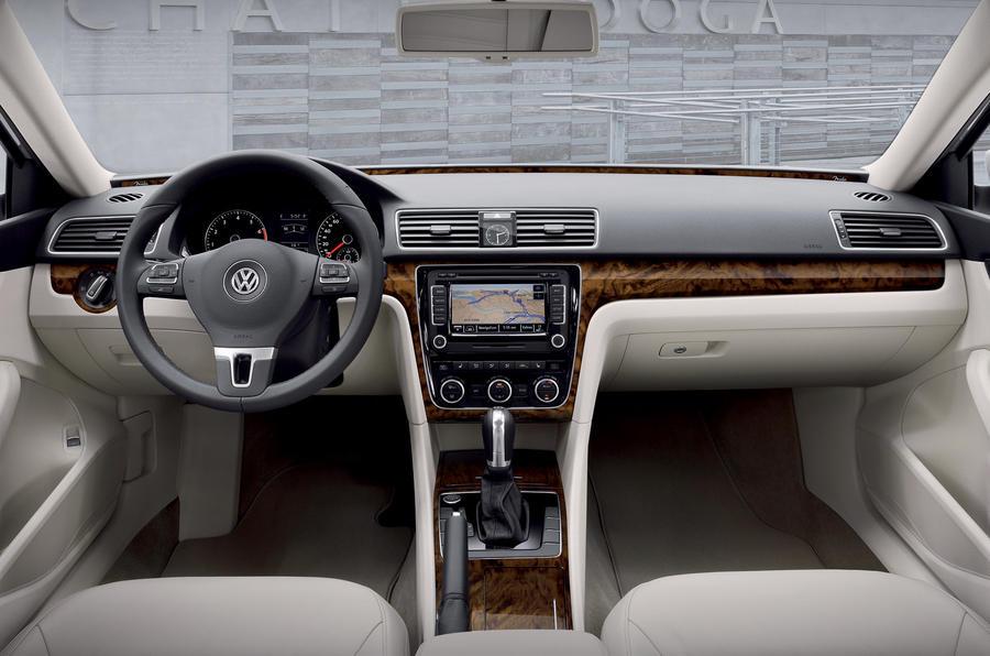 Volkswagen Passat USA/China review | Autocar