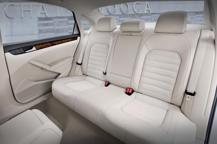 Volkswagen Passat USA/China