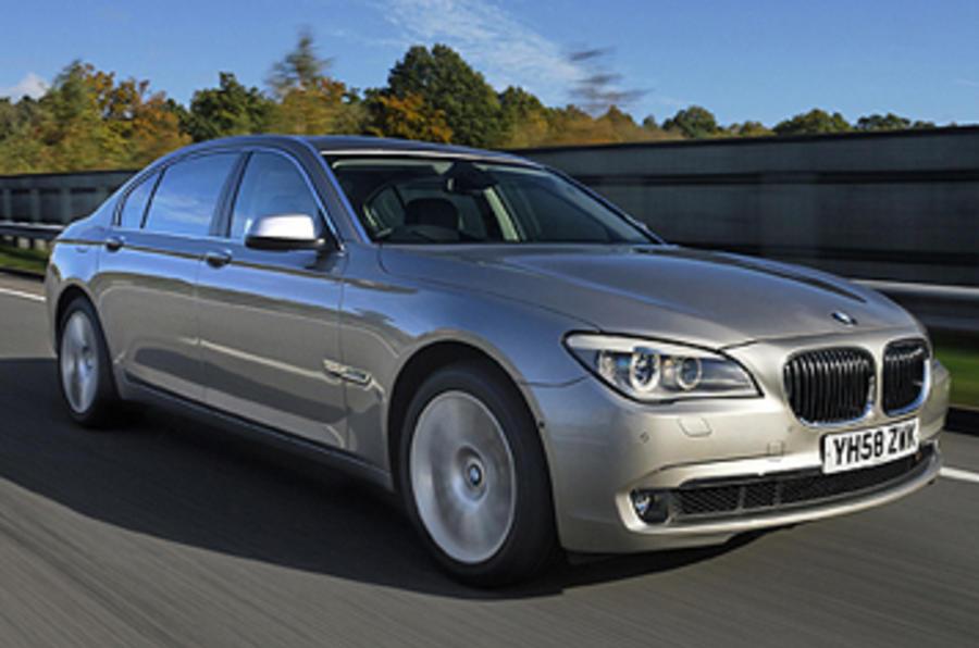 2015 BMW 750Li >> BMW 750Li 4.4 V8 first UK drive