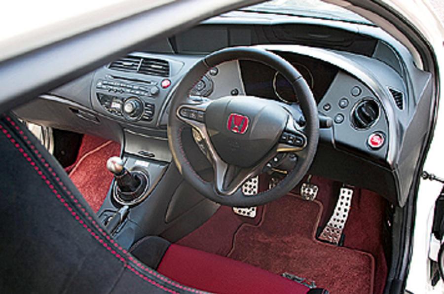 Honda Civic Type R LSD