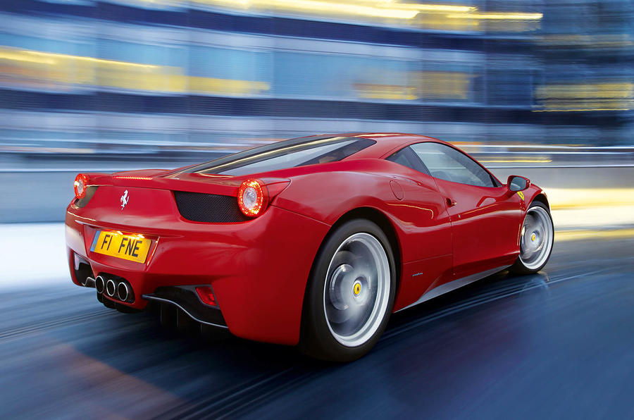 The Top 10 Cars of 2010