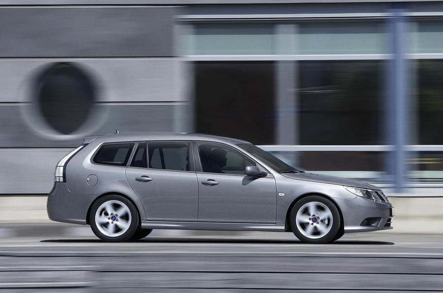 Saab 9 3 19 TTiD Sport Wagon