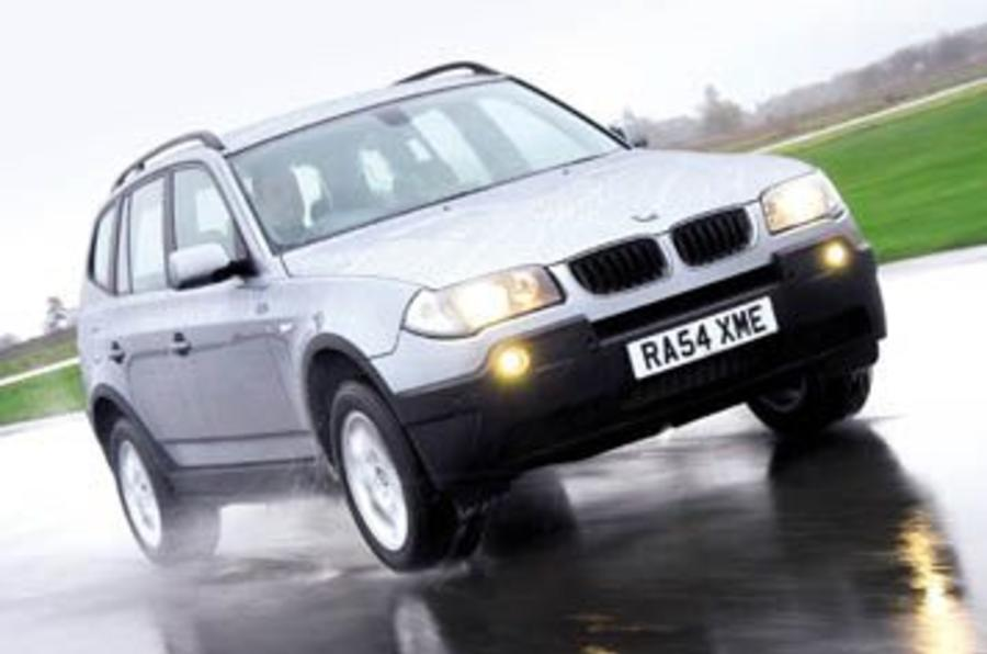New diesel X3 gives more for less