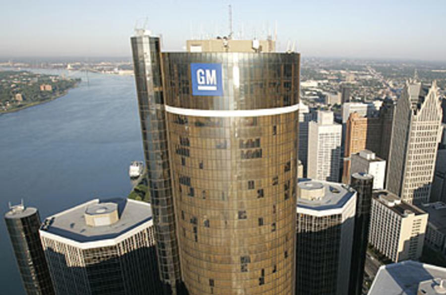 GM sees record growth in China