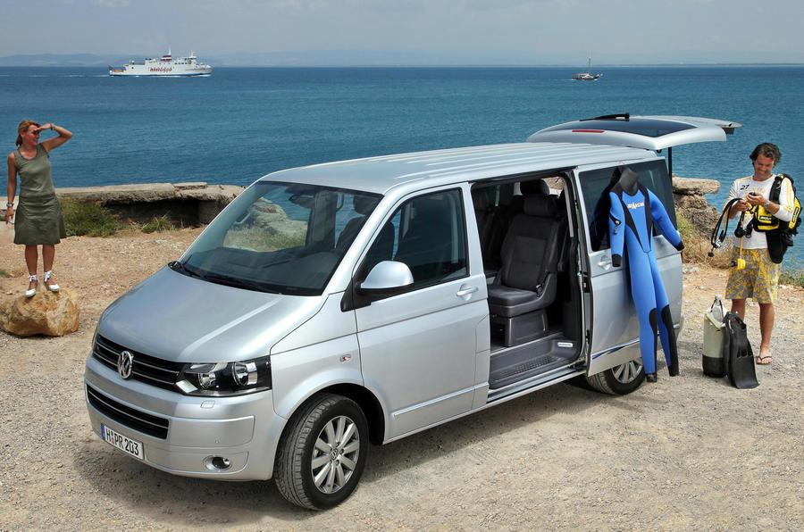 Volkswagen Caravelle 2 0 Dsg Review Autocar