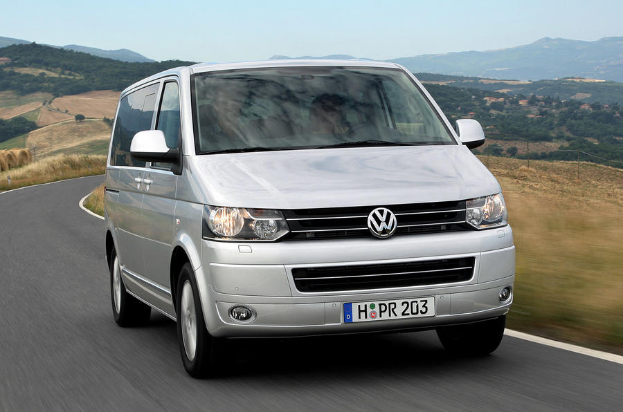 VW Caravelle 2.0 DSG