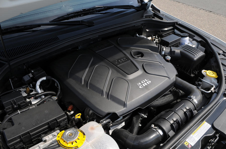 3.0-litre V6Jeep Grand Cherokee diesel engine