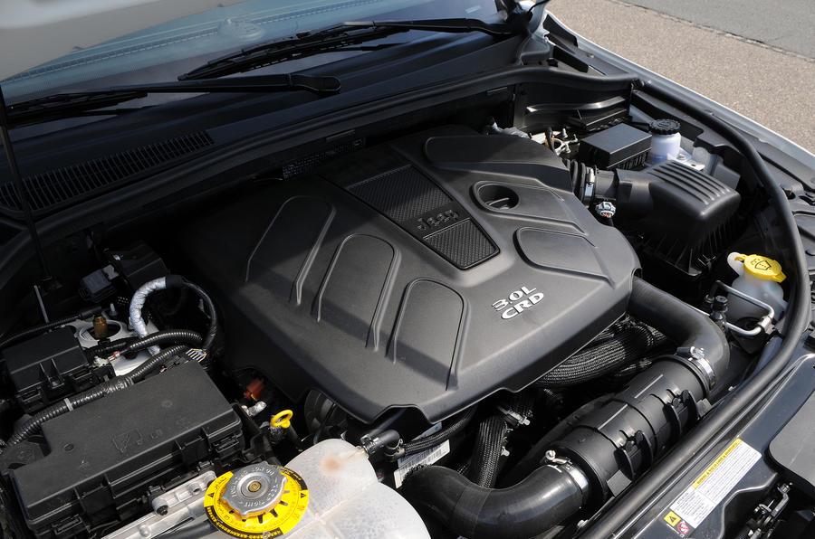 3.0-litre V6Jeep Grand Cherokee diesel engine