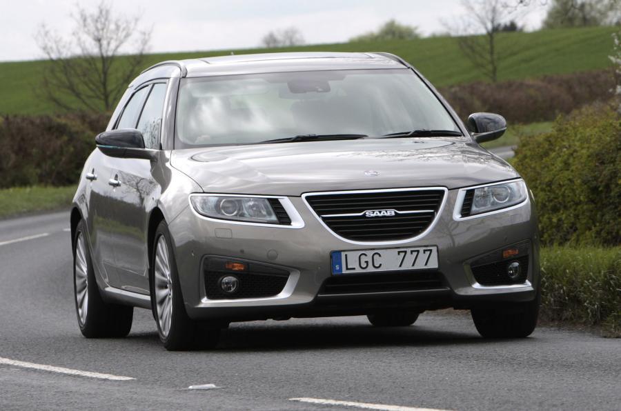 £30,300 Saab 9-5 Sportwagon